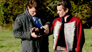"Torchwood.  ""See, Jack?  This is why I have to bury you alive.  It's you or me.  So what choice do I have?"""
